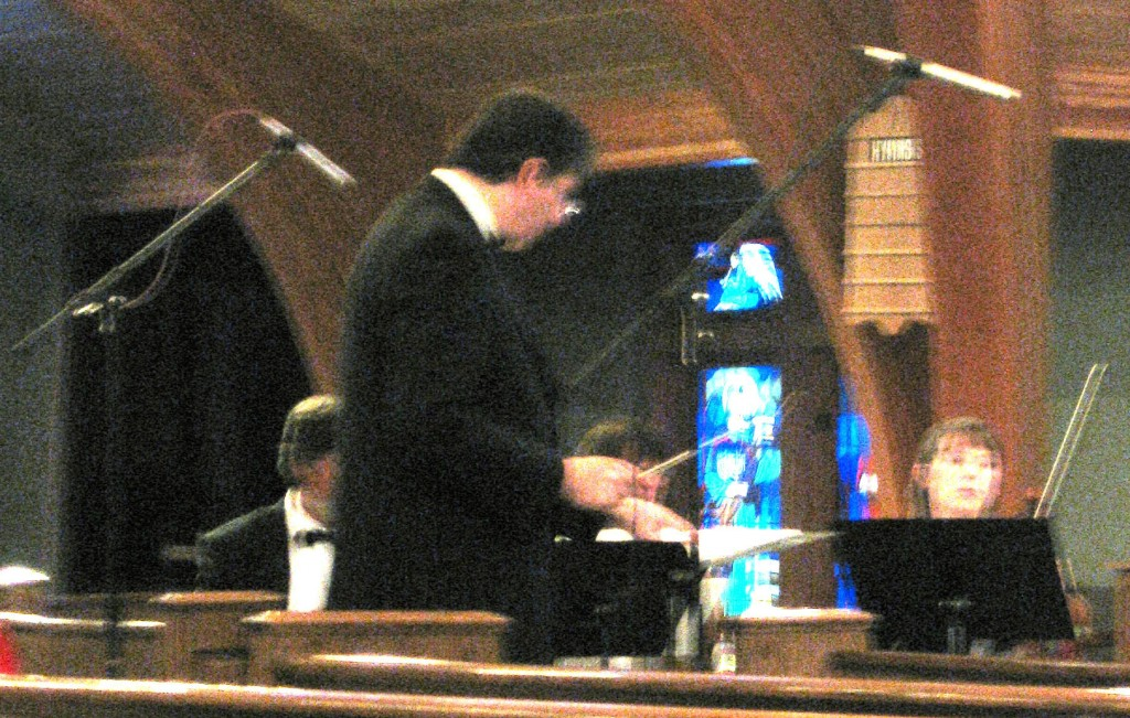 Koerber Conducts Septum Ultiima Verba Iesu Christi In Cruce