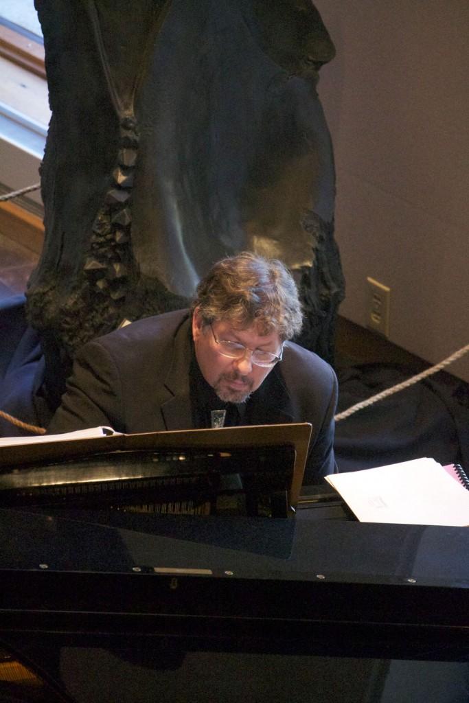 Francis Koerber Performs at the NMWA