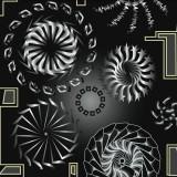 Spiral Metalic